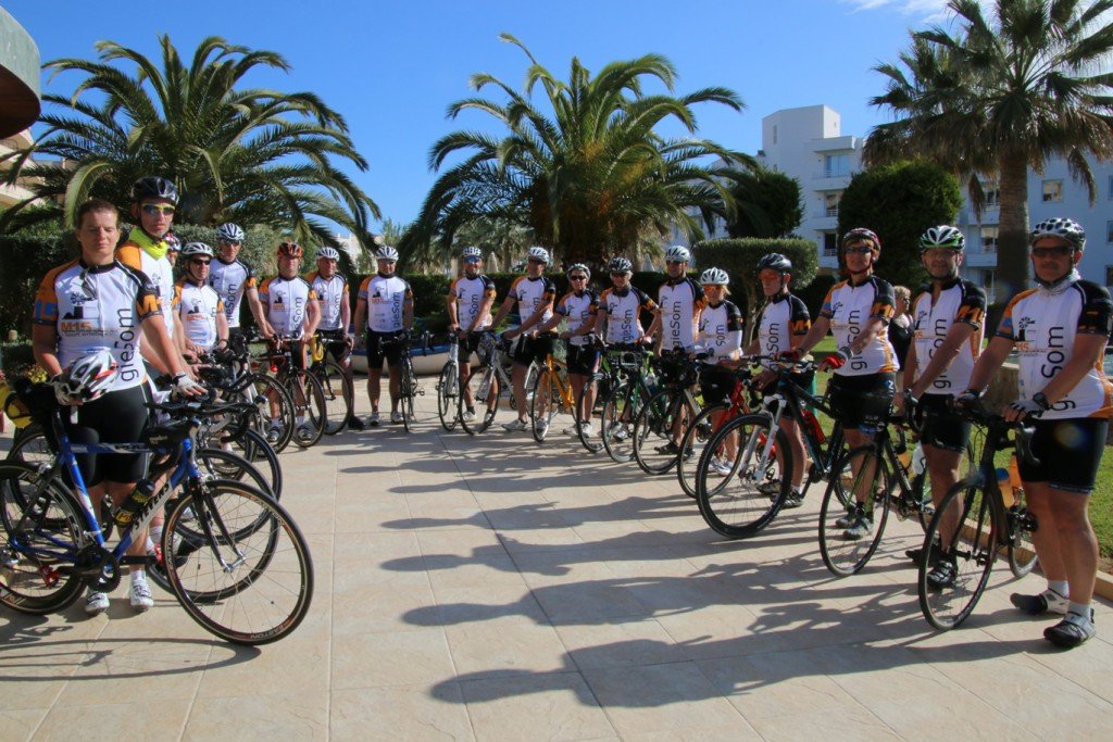 Triathlon Training Camp 2015