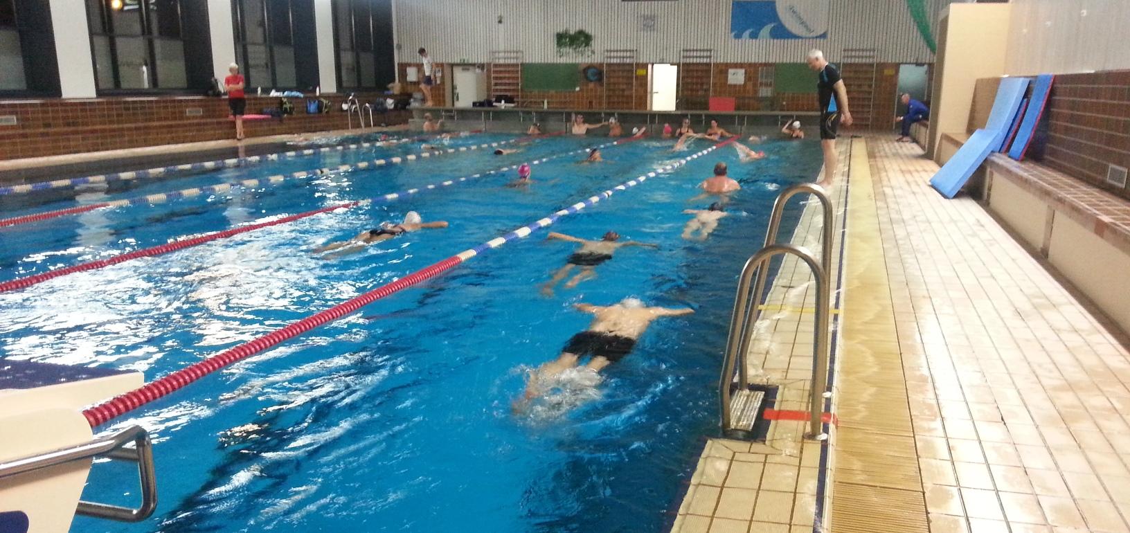 Workshop Schwimmen 2016