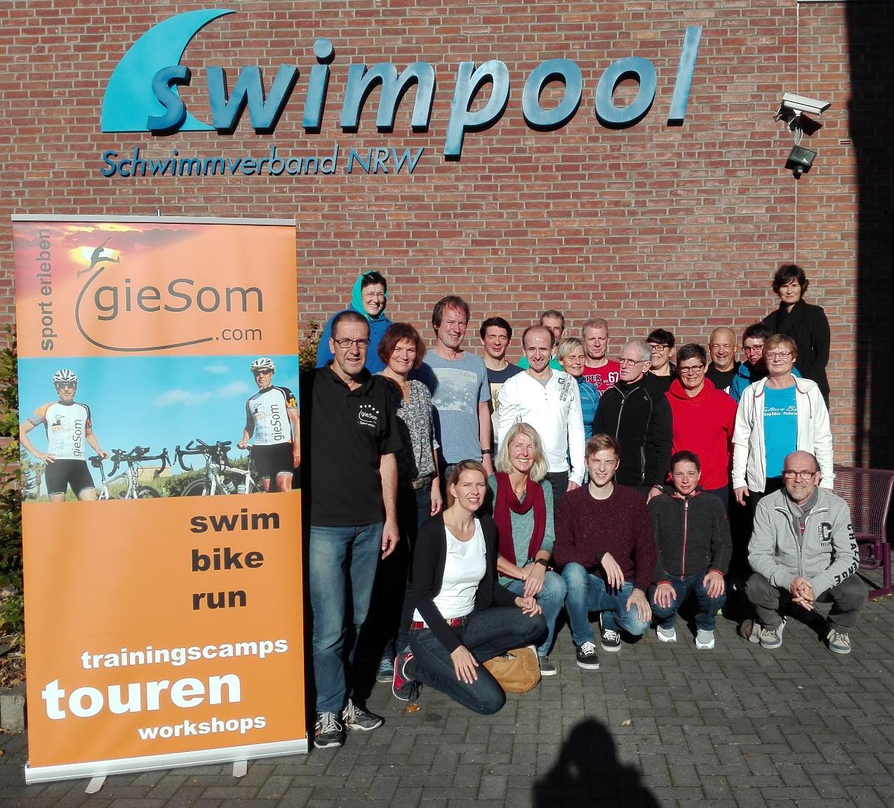 Workshop Schwimmen 2016 – Bericht