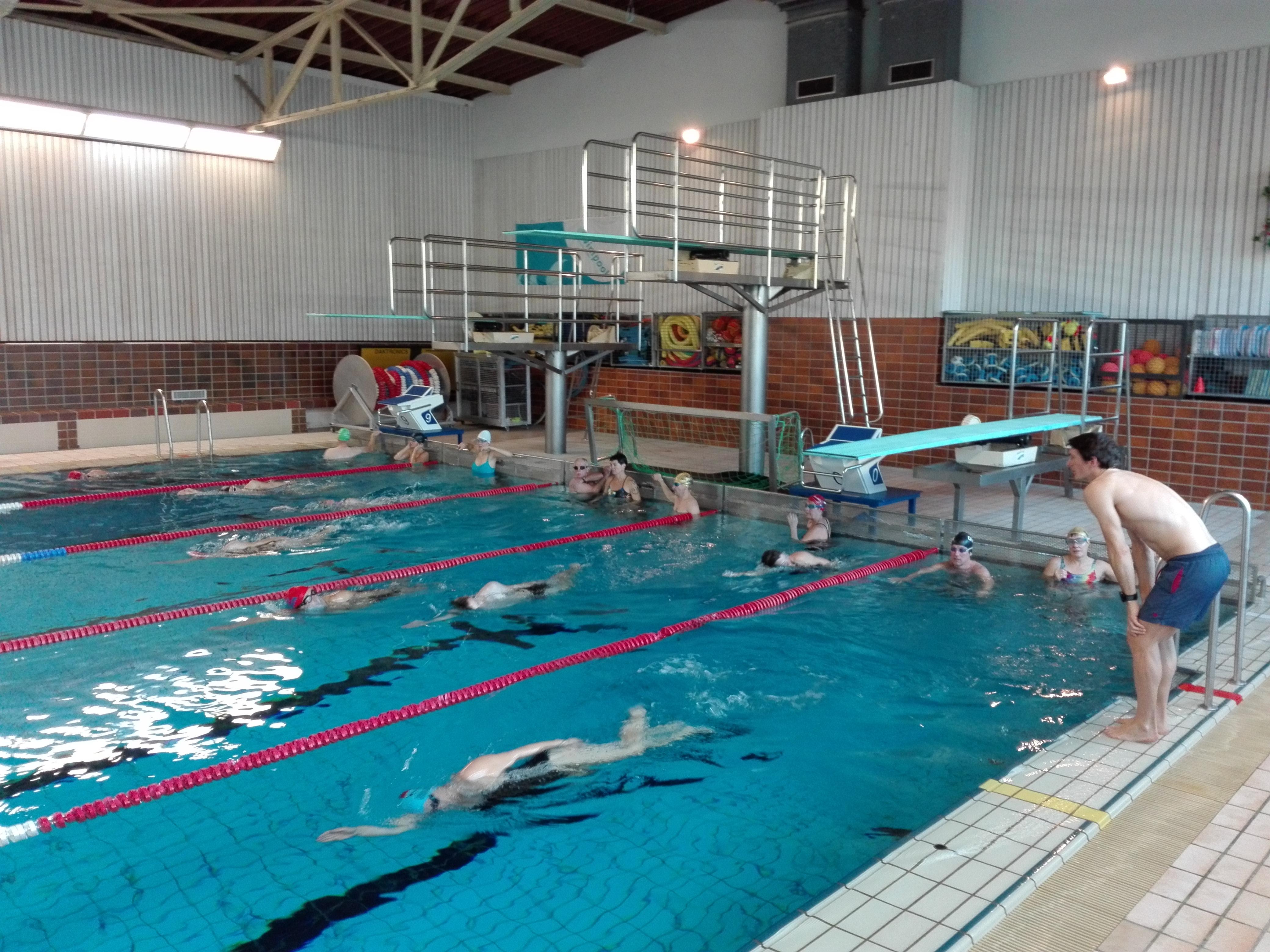 Workshop Schwimmen 2017