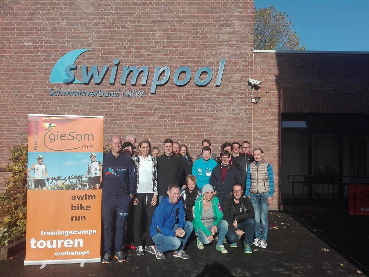 Workshop Schwimmen 2018