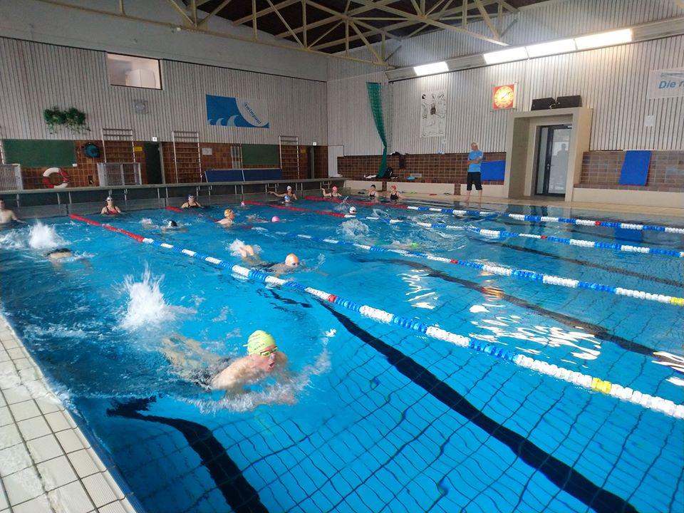 Workshop Schwimmen 2019
