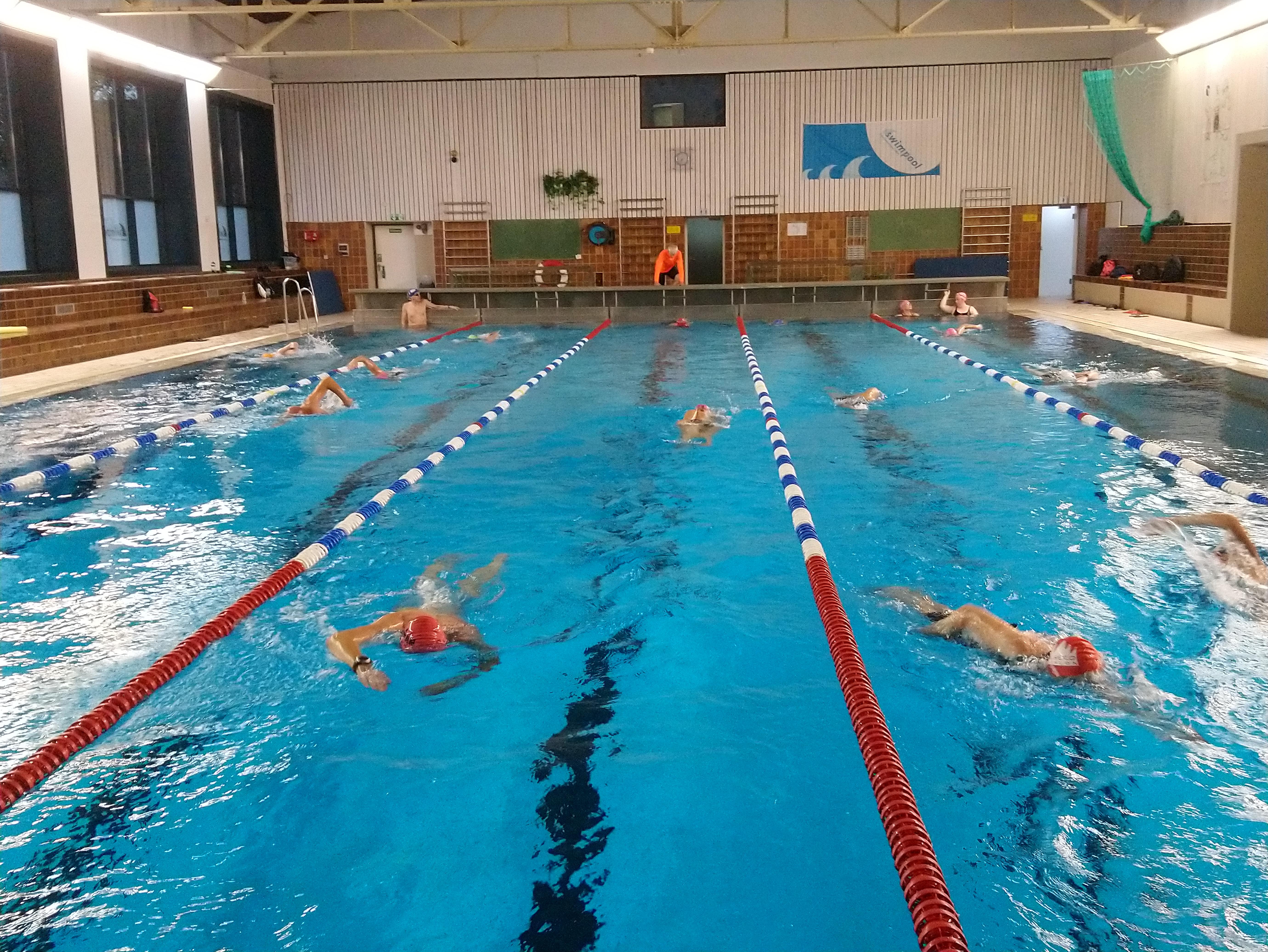 Workshop Schwimmen 2020