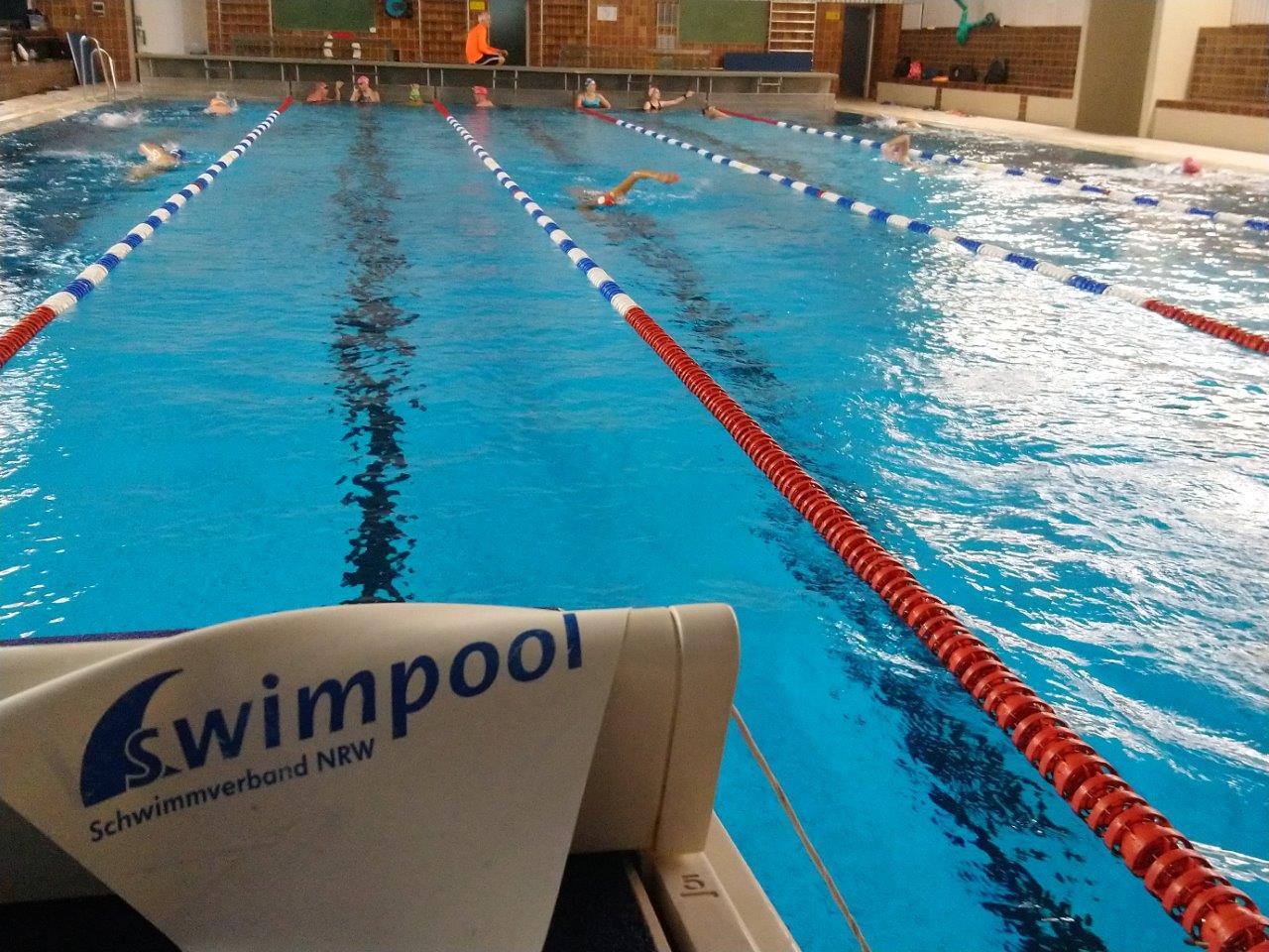Workshop Schwimmen 2021